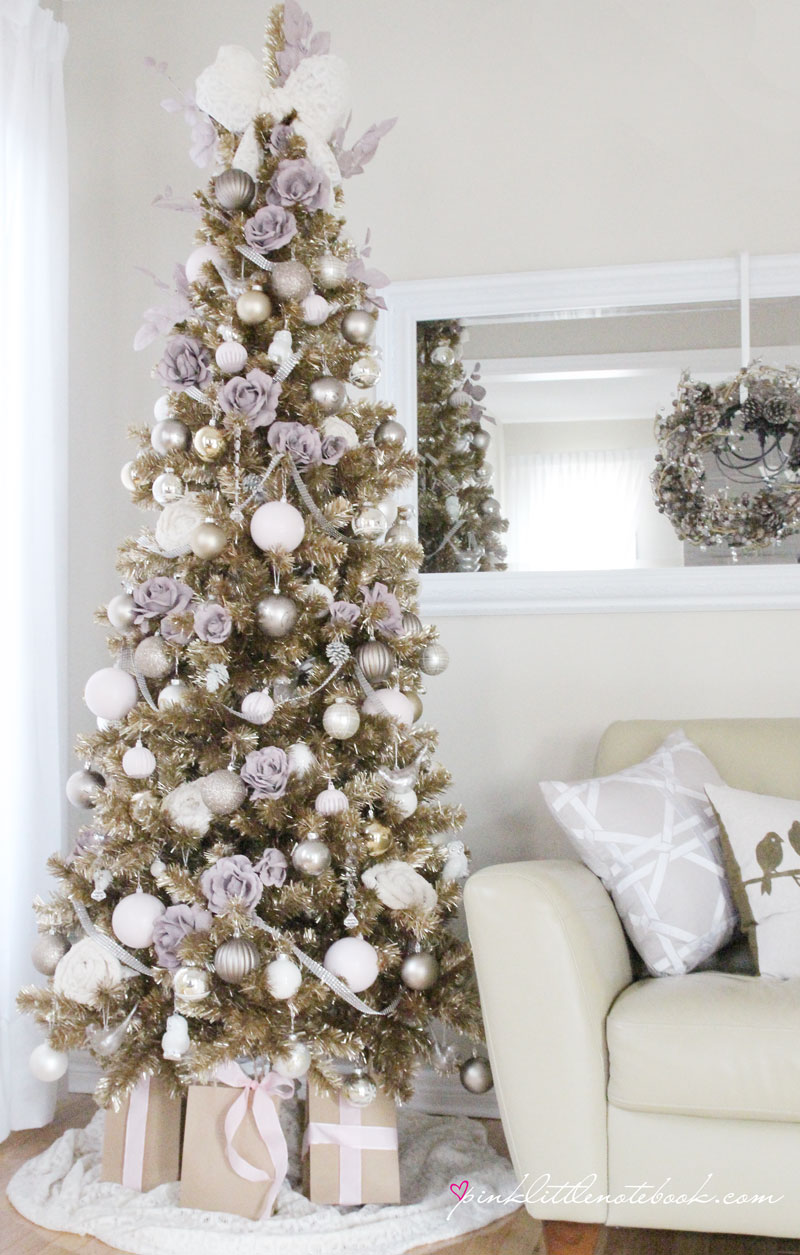 Fun With Colour Customize Your Christmas Tree Pink