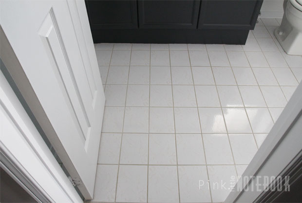 How To Freshen Up Your Grout Lines For 2 Or Less Pink Little