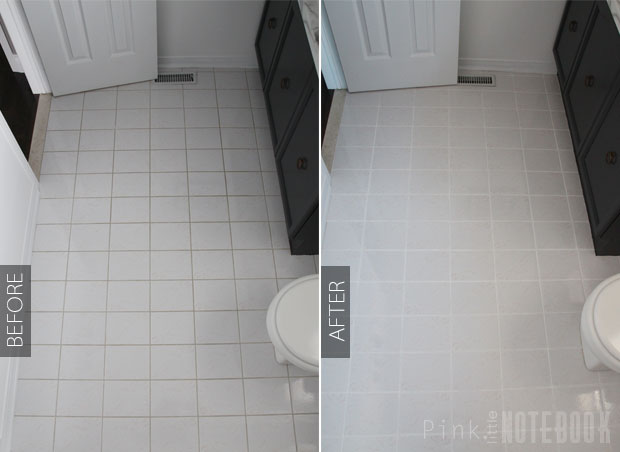 Cool How To Freshen Up Your Grout Lines For 2 Or Less Pink Home Interior And Landscaping Synyenasavecom
