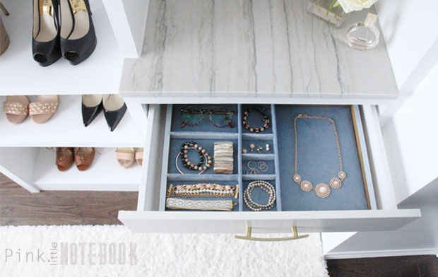 I Loving Having A Jewellery Drawer In My Wardrobe Nothing Beats The Feeling Of Being Organized