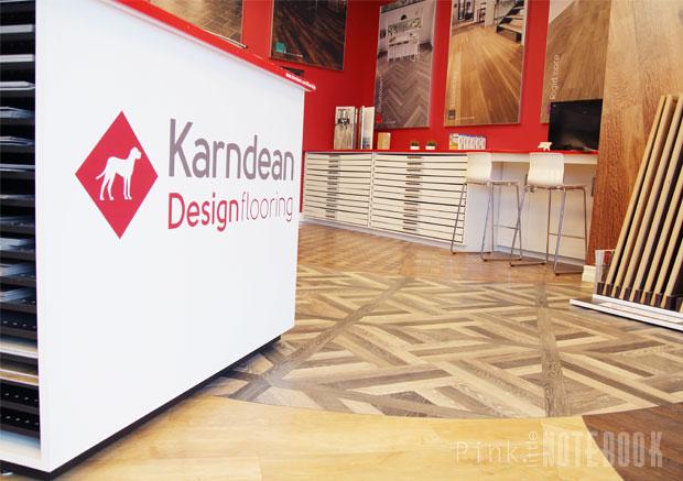 Karndean Designflooring Showroom